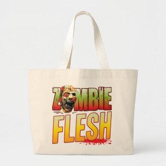 Flesh Zombie Head Bags