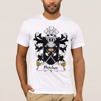 Fletcher Family Crest T-Shirt