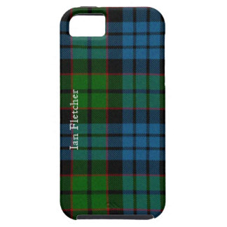 Fletcher Traditional Tartan Plaid iPhone 5 Case