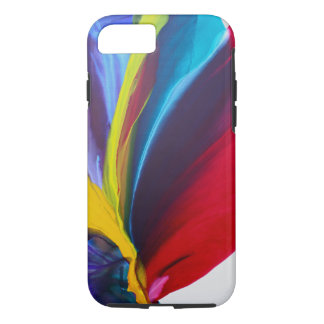Fleur Blue iPhone 8/7 Case
