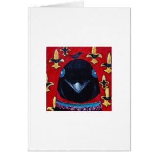 fleur de crows card