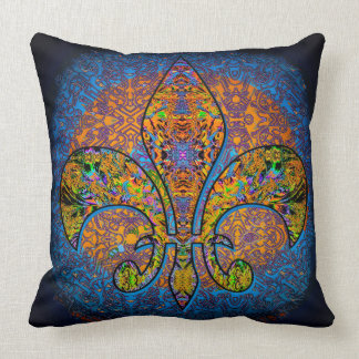 Fleur  De Lis 20 inch pillow