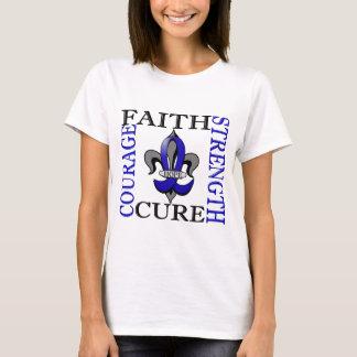 Fleur De Lis 3 Arthritis T-Shirt