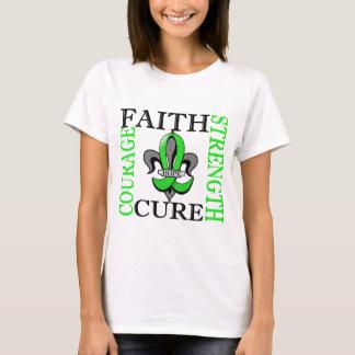 Fleur De Lis 3 Lyme Disease T-Shirt
