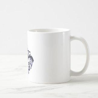 Fleur De Lis 8 Mugs