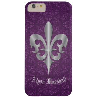 Fleur De Lis Barely There iPhone 6 Plus Case