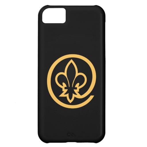 Fleur-de-lis iPhone 5C Case