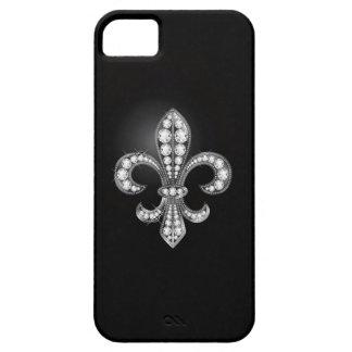 Fleur-de-lis Case-Mate iPhone 5/5S Case