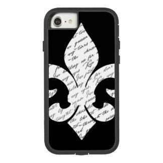 Fleur De Lis Case-Mate Tough Extreme iPhone 8/7 Case