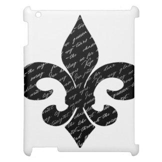 Fleur De Lis Cover For The iPad 2 3 4