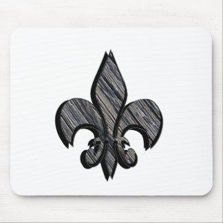 Fleur-de-lis customize it mousepads