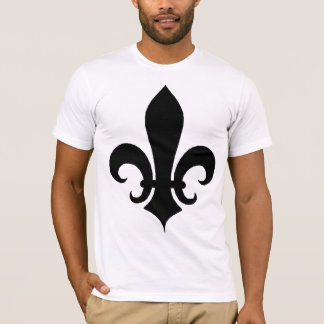 Fleur-de-Lis Flower of the Lilly T-Shirt