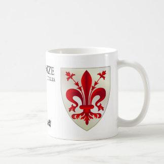 Fleur de lis from Florence, Italy   Coffee Mug