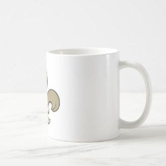 Fleur de lis - Gold and black Mug