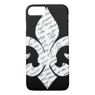 Fleur De Lis iPhone 8/7 Case