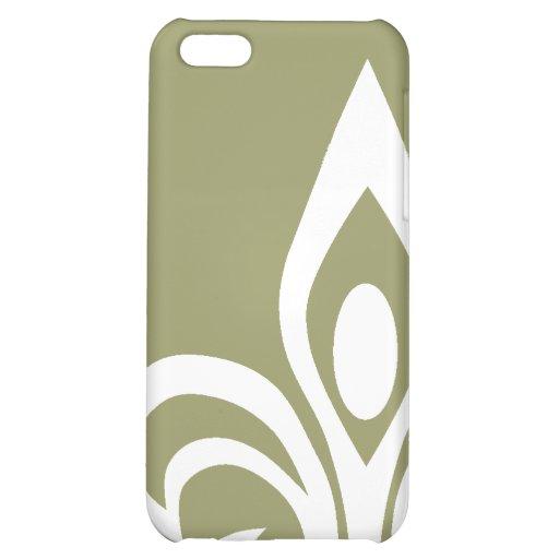 Fleur de Lis  iPhone 5C Covers