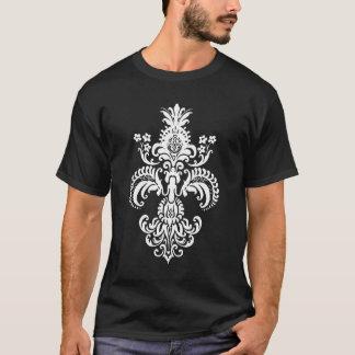 Fleur de lis Meditation T-Shirt