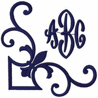 Fleur de Lis Monogram
