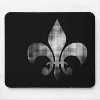 Fleur-de-lis Mouse Pad