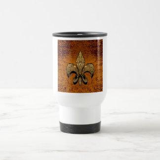 Fleur-de-Lis Mugs