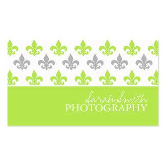 Fleur de Lis Pack Of Standard Business Cards