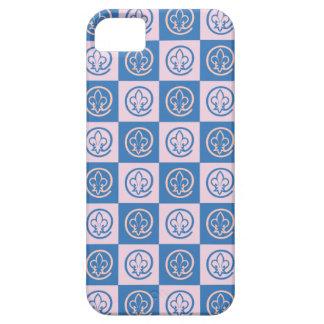 Fleur-de-lis Pattern iPhone 5 Case
