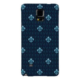 Fleur De Lis Pattern Galaxy Note 4 Case