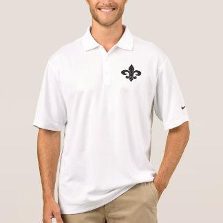 Fleur De Lis Polo Shirt