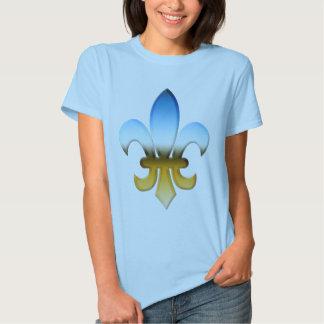 fleur de lis - stylin t-shirt