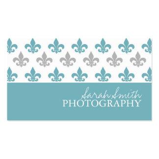 Fleur de Lis (Today's Best Award) Pack Of Standard Business Cards