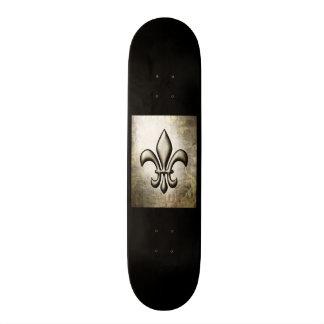 Fleur De Lis V1 Skateboard