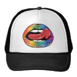Fleur De Rainbow Licking Lips