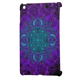 Fleur de Swirl - Choose Your Color! Case For The iPad Mini