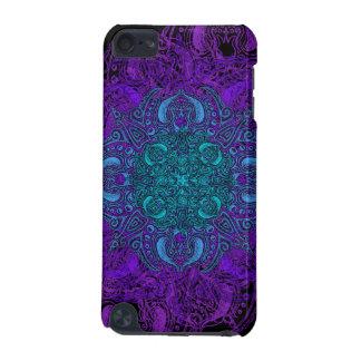 Fleur de Swirl - Choose Your Color! iPod Touch 5G Cover