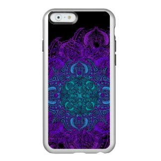 Fleur de Swirl Incipio Feather® Shine iPhone 6 Case