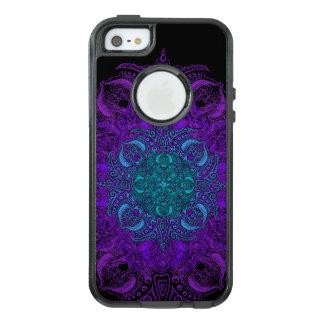 Fleur de Swirl OtterBox iPhone 5/5s/SE Case