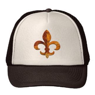 Fleur Faux Stone 2 Trucker Hat