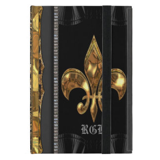 Fleur French Baroque iPad Mini Case
