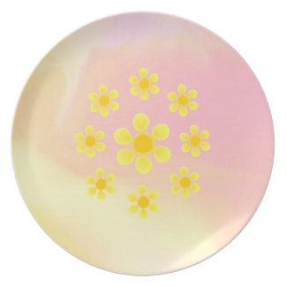 Fleur Plates