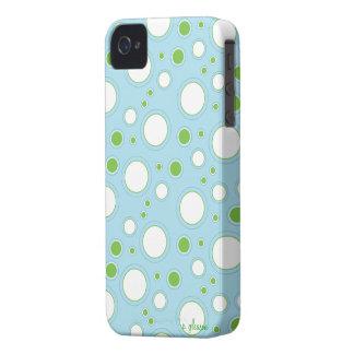 FLEX-Blue iPhone 4 Case