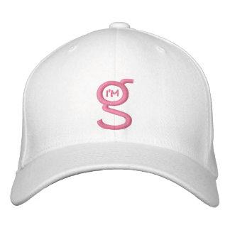 Flex Fit Cap w I'm G Logo Baseball Cap