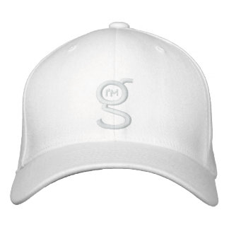 Flex Fit Cap w I'm G Logo Embroidered Baseball Caps