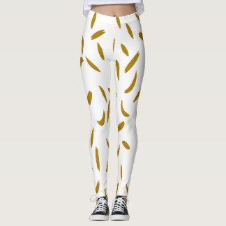 Flex of Gold Leggings