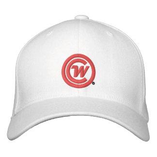 Flexfit Hat With Wordmark On Back