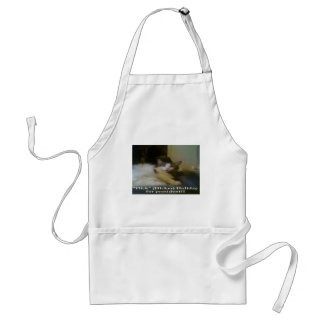 Flick For President! Adult Apron