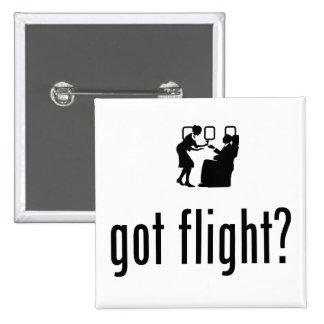 Flight Attendant Pin