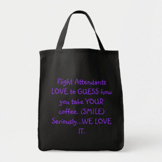 FLIGHT ATTENDANT BAG
