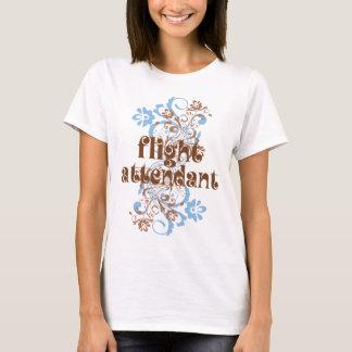 Flight Attendant Cute Gift T-Shirt