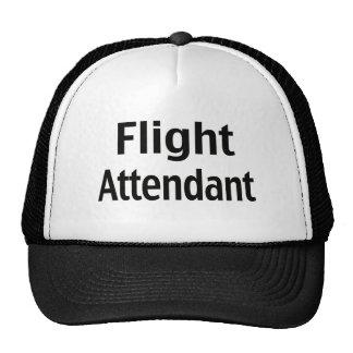 Flight Attendant Hat