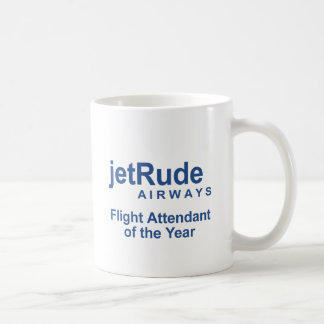 Flight Attendant of the Year Mug